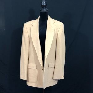 Barrister CamelHair sports coat